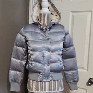 😍GIRLS' OLD NAVY PUFFER JACKET SIZE XL😍